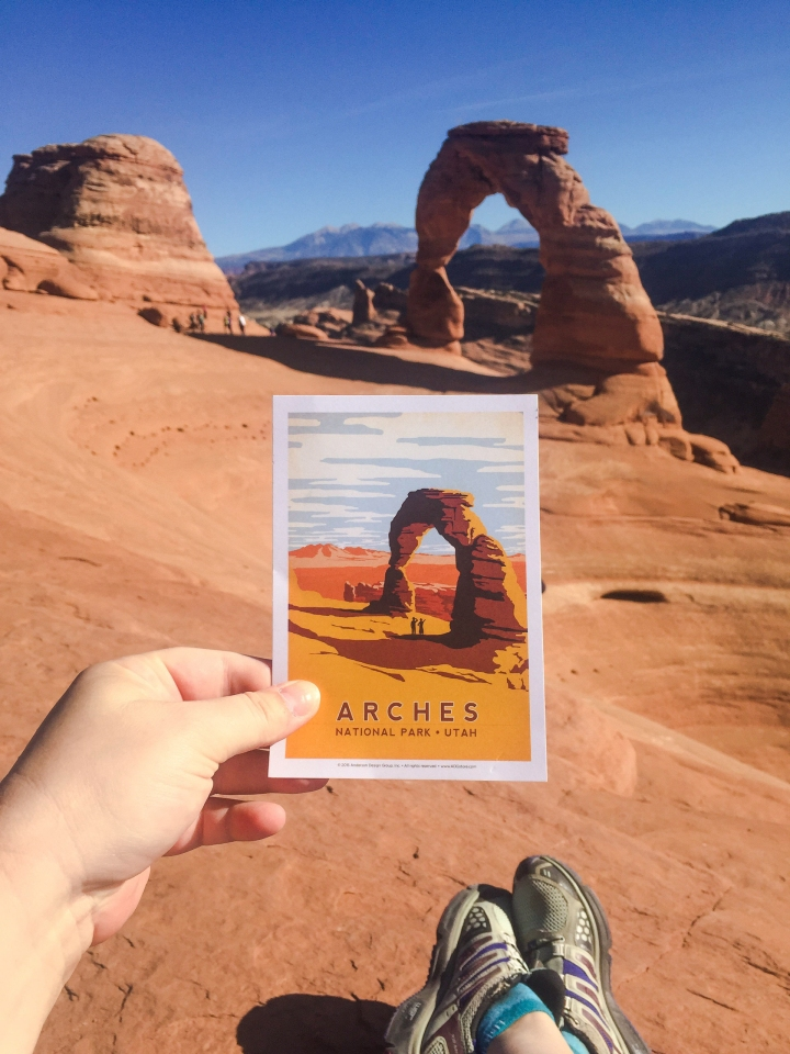 3 Must-do Hikes in Arches NationalPark