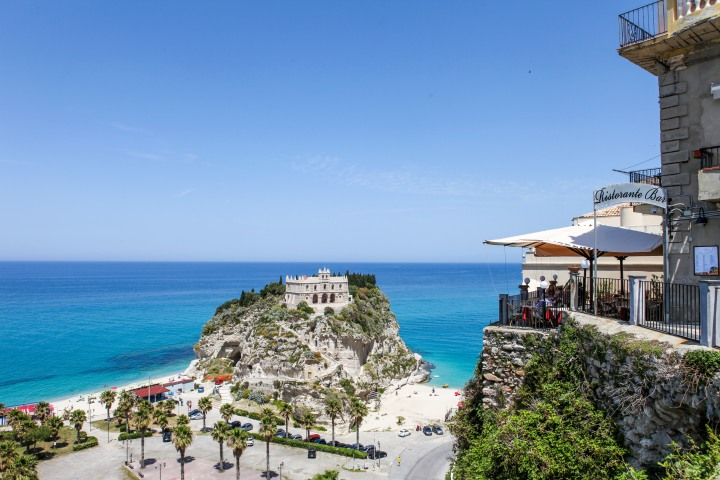 Exploring Tropea in Southern Italy