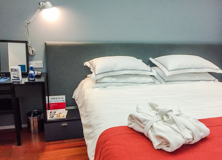 Hotel Review: Periscope Hotel, Athens, Greece