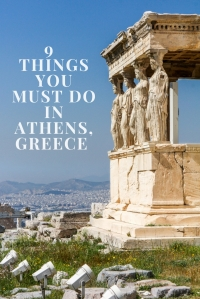 Athens Must do