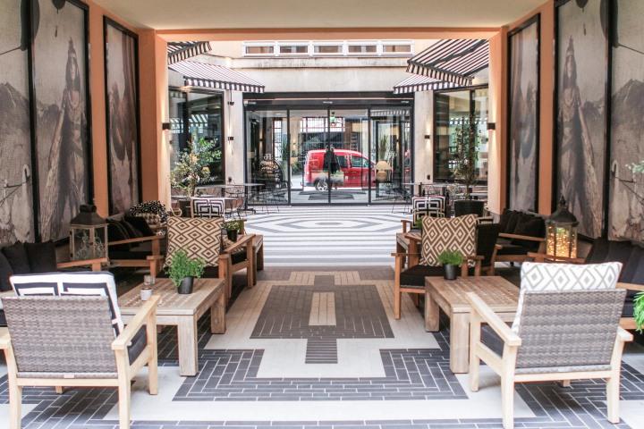 Hotel Review: Hotel F6, Helsinki,Finland
